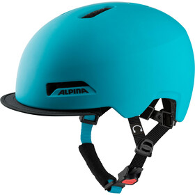 Alpina Brooklyn Helmet, petrol matt